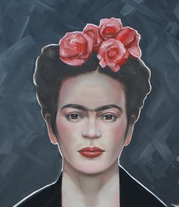 Ans Markus, Frida Kahlo