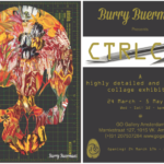 CTRL Cut, solo exhibition by Burry Buermans