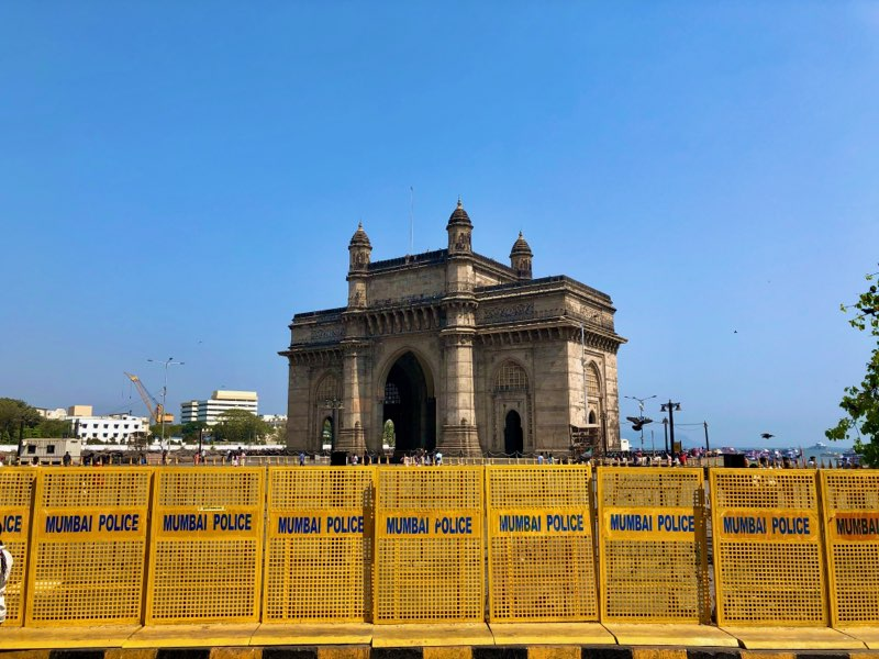 The Gate of India, March 19, '20