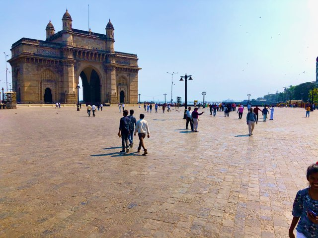The Gateway of India, March '20